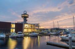 Λιμάνι Queenscliff στην Αυστραλία Στοκ Εικόνα
