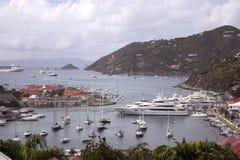 λιμάνι ST ψαρονετών στοκ φωτογραφία