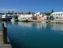 λιμάνι ST George στοκ φωτογραφία με δικαίωμα ελεύθερης χρήσης