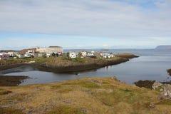 Λιμάνι Stykkisholmur Στοκ εικόνα με δικαίωμα ελεύθερης χρήσης