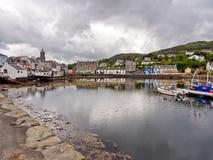 Λιμάνι Tarbert στοκ εικόνες με δικαίωμα ελεύθερης χρήσης