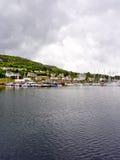 Λιμάνι Tarbert στοκ εικόνα με δικαίωμα ελεύθερης χρήσης