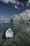 Λιμάνι Waikiki Στοκ Εικόνες