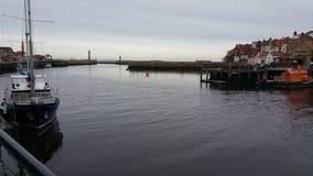 Λιμάνι Whitby στοκ εικόνες