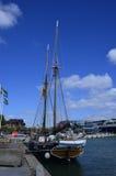 Λιμάνι Ystad, Σουηδία Στοκ εικόνα με δικαίωμα ελεύθερης χρήσης