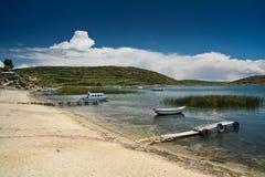 λιμένας λιμνών Στοκ φωτογραφία με δικαίωμα ελεύθερης χρήσης