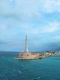 Λιμένας Μεσσήνη Σικελία Ιταλία στοκ εικόνες