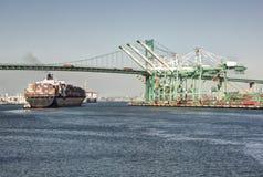 Λιμένας ναυπηγικής βηομηχανίας του Λος Άντζελες Στοκ Εικόνες