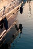 λιμένας πρωινού λεπτομερ& Στοκ φωτογραφίες με δικαίωμα ελεύθερης χρήσης
