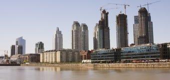 λιμένας πόλεων στοκ φωτογραφία με δικαίωμα ελεύθερης χρήσης