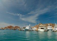 Λιμένας σε Cabo SAN Lucas Στοκ φωτογραφία με δικαίωμα ελεύθερης χρήσης