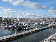 Λιμένας στο Λάγος Πορτογαλία Στοκ φωτογραφίες με δικαίωμα ελεύθερης χρήσης