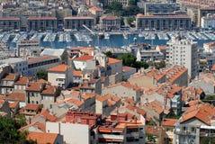 λιμένας της Μασσαλίας στοκ φωτογραφίες
