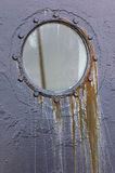 λιμένας τρυπών Στοκ Εικόνες