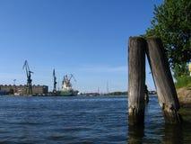 λιμένας Στοκ εικόνα με δικαίωμα ελεύθερης χρήσης