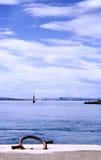 λιμένας Στοκ Φωτογραφία