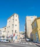 Λιμένας du vallon des Auffes στη Μασσαλία Στοκ φωτογραφία με δικαίωμα ελεύθερης χρήσης