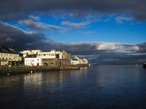 Λιμένας Galway Στοκ Φωτογραφίες
