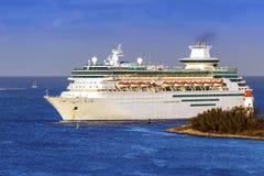 Λιμένας Nassau στοκ φωτογραφία με δικαίωμα ελεύθερης χρήσης