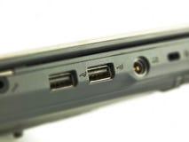 Λιμένας USB Στοκ φωτογραφία με δικαίωμα ελεύθερης χρήσης