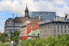 Λιμένας Vieux στο Μόντρεαλ, Καναδάς Στοκ Εικόνες