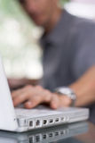 λιμένες υπολογιστών Στοκ φωτογραφία με δικαίωμα ελεύθερης χρήσης