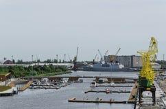 ΛΙΜΕΝΑΣ ΚΑΙ ΘΩΡΗΚΤΟ Στοκ φωτογραφίες με δικαίωμα ελεύθερης χρήσης
