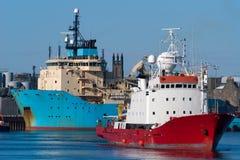 λιμενικά σκάφη Στοκ εικόνα με δικαίωμα ελεύθερης χρήσης