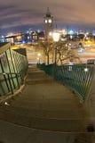 Λιμενικά φω'τα Στοκ φωτογραφία με δικαίωμα ελεύθερης χρήσης