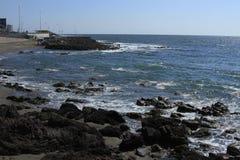 Λιμενική άποψη Antofagasta Χιλή Στοκ φωτογραφία με δικαίωμα ελεύθερης χρήσης