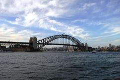 Λιμενική γέφυρα του Σίδνεϊ σε NSW Στοκ φωτογραφία με δικαίωμα ελεύθερης χρήσης