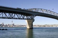 Λιμενική γέφυρα του Ώκλαντ - Νέα Ζηλανδία Στοκ εικόνες με δικαίωμα ελεύθερης χρήσης