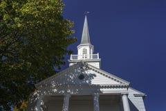 Λιμενική εκκλησιαστική εκκλησία φραγμών, ΗΠΑ, 2015 Στοκ Εικόνες