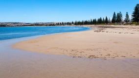 Λιμενική Νότια Αυστραλία του Victor Στοκ Φωτογραφία