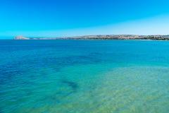 Λιμενική παραλία του Victor Στοκ Εικόνα