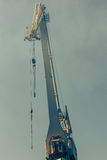 Λιμενικοί γερανοί βαριών φορτίων Στοκ εικόνα με δικαίωμα ελεύθερης χρήσης