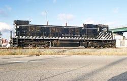 Λιμενικός σιδηρόδρομος του Λος Άντζελες στοκ εικόνα