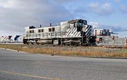 Λιμενικός σιδηρόδρομος του Λος Άντζελες στοκ εικόνες