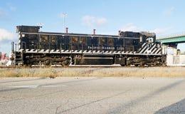 Λιμενικός σιδηρόδρομος του Λος Άντζελες στοκ εικόνα με δικαίωμα ελεύθερης χρήσης