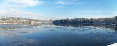 λιμενικός χειμώνας Στοκ εικόνες με δικαίωμα ελεύθερης χρήσης