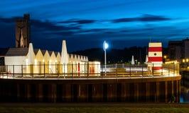 Λιμενικό λουτρό Στοκ εικόνα με δικαίωμα ελεύθερης χρήσης