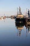 λιμενικό πρωί steveston Στοκ εικόνα με δικαίωμα ελεύθερης χρήσης