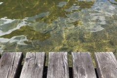 Λιμενοβραχίονας βαρκών Στοκ φωτογραφίες με δικαίωμα ελεύθερης χρήσης