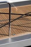 λιμενοβραχίονας ξύλινο&sigm Στοκ εικόνες με δικαίωμα ελεύθερης χρήσης