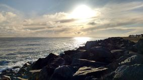Λιμενοβραχίονας της Ουάσιγκτον Στοκ φωτογραφίες με δικαίωμα ελεύθερης χρήσης