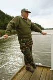 λιμενοβραχίονας ψαράδων στοκ φωτογραφία με δικαίωμα ελεύθερης χρήσης