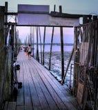 Λιμενοβραχίονας Στοκ φωτογραφία με δικαίωμα ελεύθερης χρήσης