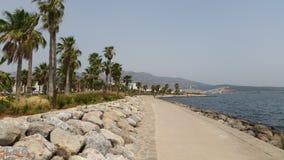 Λιμνοθάλασσα Marchika, Μαρόκο στοκ φωτογραφία με δικαίωμα ελεύθερης χρήσης