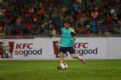 Λιονέλ Andres Messi Στοκ εικόνα με δικαίωμα ελεύθερης χρήσης