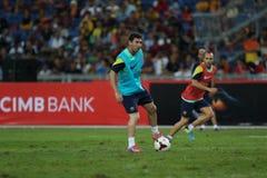 Λιονέλ Andres Messi Στοκ φωτογραφία με δικαίωμα ελεύθερης χρήσης